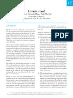Litiasis renal y nefrología pediátrica (Dres. Camacho y Vila - Hospital San Joan de Deu)