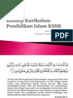 Konsep Pendidikan Islam KSSR