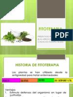 Fitoterapia Exposicion Final