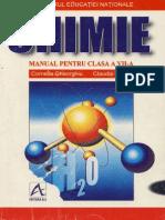 Gheorghiu Cornelia Chimie Manual Pentru Clasa a VII A