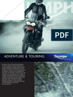 2011 - Adventure and Touring