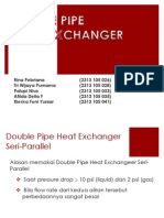 Double Pipe Heat Exchanger