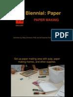 Paper Making (1)