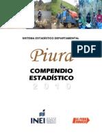 Piura - Compendio Estadistico 2010