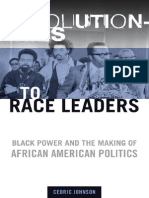 Johnson, Cedric Revolutionaries to Race Leaders