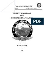 Student Workbook for Instrument Navigation
