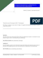 Princípios Físicos Que FUndamentam a Hidroterapia (2002)