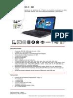 Ficha Touchbook 3 - Ord1021 - 2