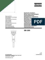 Lista de Partes SB 200