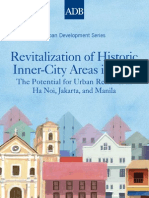 Revitalization Inner City
