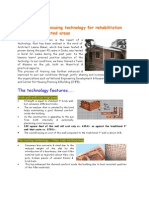 Cost-effective Housing for Rehabilitation