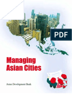 Managing Asian Cities
