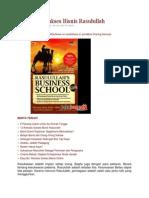 12 Rahasia Sukses Bisnis Rasulullah