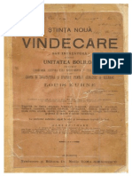 Louis Kuhne - Stiinta noua de vindecare [1907]