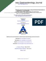 United European Gastroenterology Journal 2014 Corte 123 30