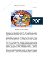 Cambio Climático. Balance Del IPCC (Alejandro Nadal & Rebeca Solnit)