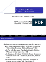 Agregation Multicritere Rolland STP