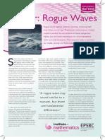 Danger Rogue Waves