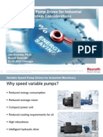 Variable Speed Pump Komsta Powerpoint Presentation