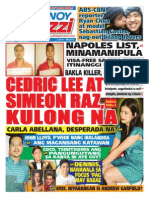 Pinoy Parazzi Vol 7 Issue 54 April 28 - 29, 2014