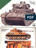 014 Waffen Arsenal Panzerkampfwagen IV