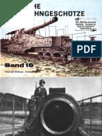 016 Waffen Arsenal Deutsche Eisenbahngeschuetze