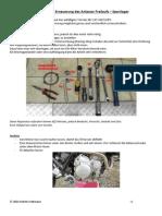 Anlasser Freilauf - Sperrlager Reparaturanleitung v.1.1