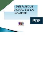 V-Despliegue Funcion Calidad QFD
