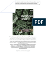 Ostreolysin Enhances Fruiting Initiation in the Oyster Mushroom (Pleurotus Ostreatus)
