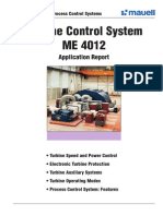 System Overview Digital Turbine Control Systems