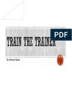 Train the Trainer [Compatibility Mode]