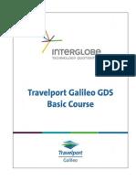 Travelport Galileo Basic Course 13.07