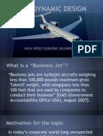 Aerodynamic Design Presentation