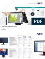 NEC Product Overview