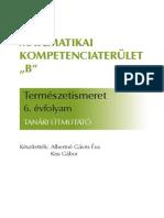 Mat b 6 Termeszetism Tanar