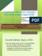 Cystatin C dan NGAL Sebagai Biomarker pada Gagal Presentation.pptx