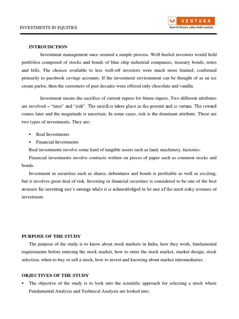 Invst in Equity | Banks | Cash Flow Statement