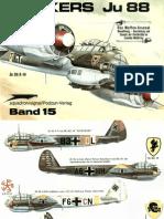015 Waffen Arsenal Junkers Ju 88