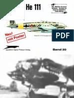020 Waffen Arsenal He 111