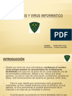 Antivirus y Virus Informatico1