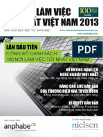 Viet Nam Best Places to Work 2013