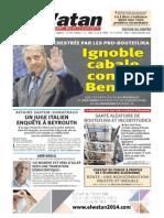 EL WATAN DU 15.04.2014
