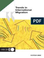OECD 2002 Trends in International Migration