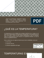 Temperatura Exp