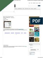 Blog Theme Design Tutorial _ Gimp-tutorials
