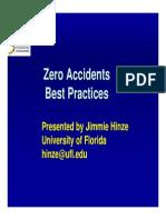 Hinze-Zero Accidents 120216