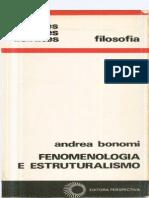 Bonomi (1974) - Fenomenologia e Estruturalismo (1)