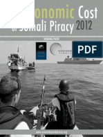 Economic Cost of Piracy 2012