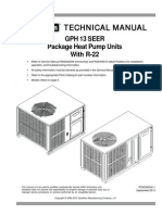 Gph13m R-22 Tech Manual Rt6332003r11