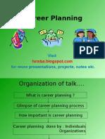 Career Planning Ppt